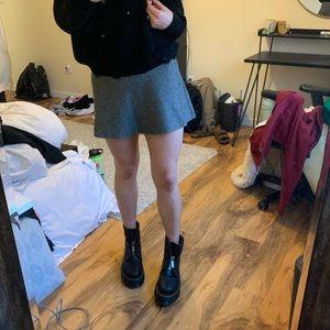 Grey Artizia skirt